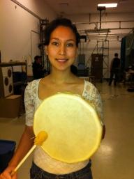 Me and Nicole's Drum