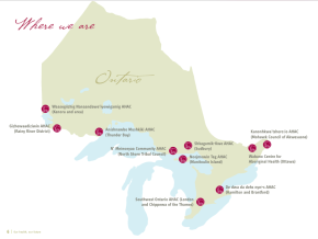 Aboriginal Health Access Centers in Ontario